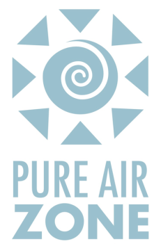 logo pure air zone
