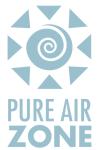 logo pure air zone