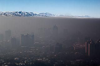 Smog town