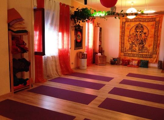 yoga center pure air zone