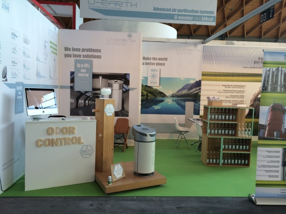 U-earth ecomondo 2015 1