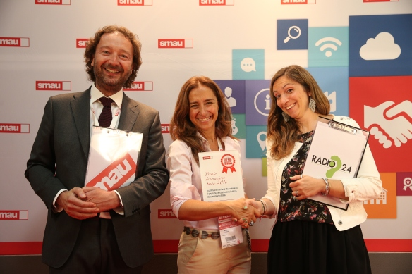 Smau innovation award 2016